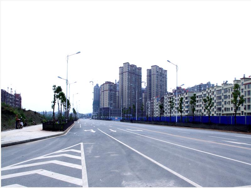 亿博国际网站府油路建设工程